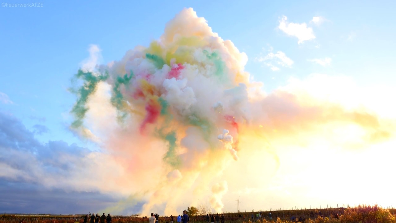 San Trifone 2016, Adelfia dei F.lli DI CANDIA diurno - Daylight Firework ! Extreme Colorful Final
