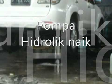 pompa hidrolik nezel