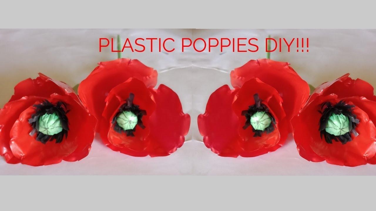 Thick plastic or polythene carry bag poppy flower youtube thick plastic or polythene carry bag poppy flower mightylinksfo