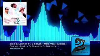 Zion & Lennox Ft. J Balvin - Otra Vez (cumbia) (Produce By Calamusic Ft Nosterex) - Pista musical