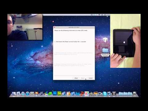 How to Jailbreak iPad 1st Generation 5.0.1 Untethered
