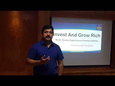 Crypto Currency Investment Course Bangalore Mumbai India