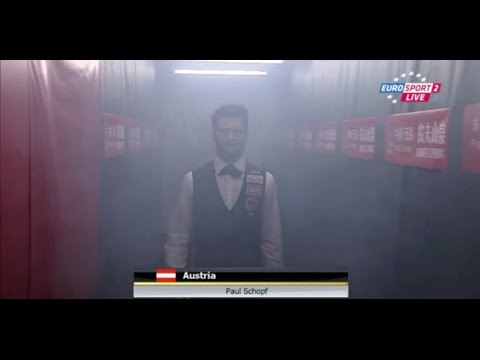 China-Austria World Snooker Team Cup 2015