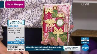 Gambar cover HSN | Anna Griffin Elegant Paper Crafting 10.02.2019 - 09 PM