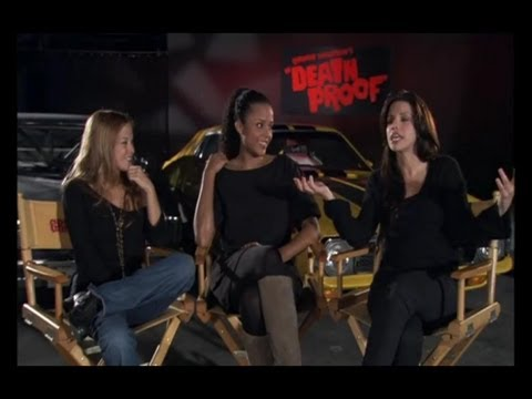 Death Proof  Finding Quentin's Gals