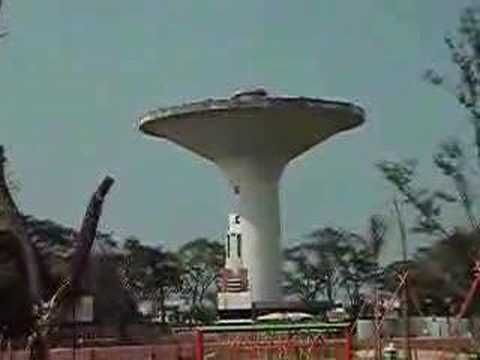 Water Tower Demolition in Banda Aceh
