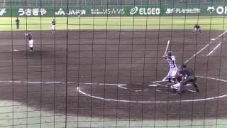 20160608 都市対抗野球中国地区二次予選 JR西日本対山口防府ベースボールクラブ 後半