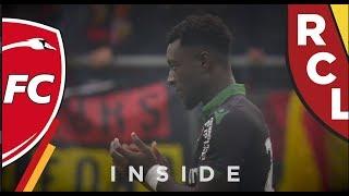 INSIDE : Valenciennes - Lens