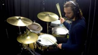 Nothing That Has Happened So Far Has Been Anything We Could Control Drum Cover with Transcription