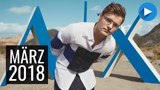 Neue Musik | MÄRZ 2018