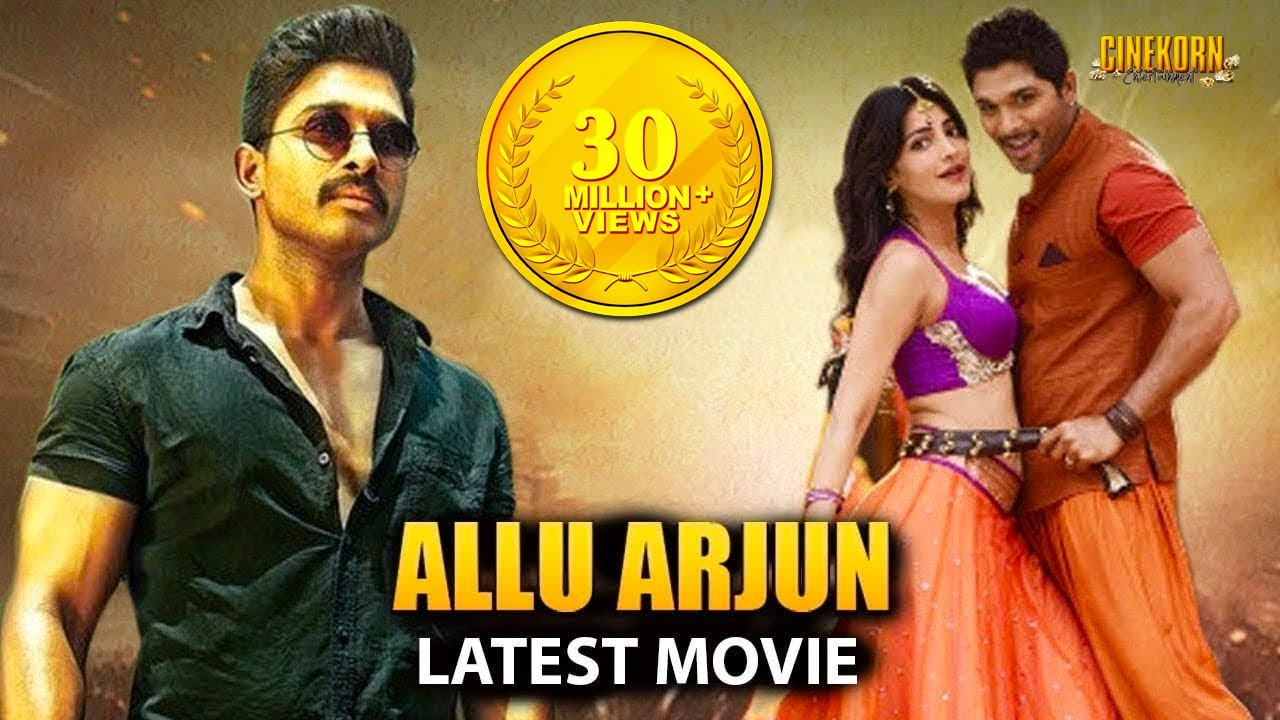 Download #1 Million Special | Allu Arjun Latest South Dubbed Full Movie with Hindi Songs 2018 | Action Movies