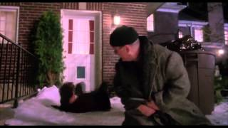 "Dean Martin - Let It Snow - Кадры из Фильма "" Один дома """