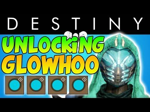 Destiny: Glowhoo Shader How to unlock (Crota's End Glowhoo Shader) Crota's End Legendary Shader