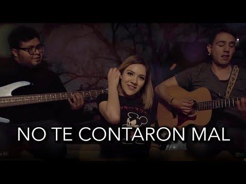 No te contaron mal - Christian Nodal (cover) / Marián Oviedo