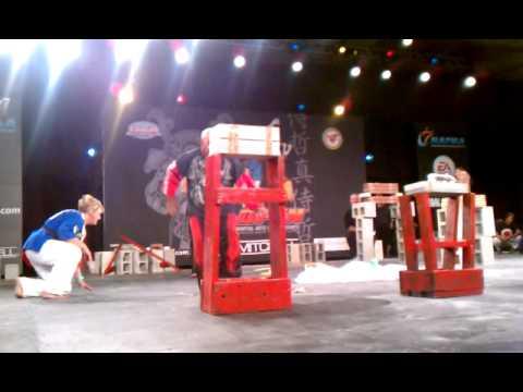 Elton Trower – ISKA Creative Braking 2012 – US Open 2012