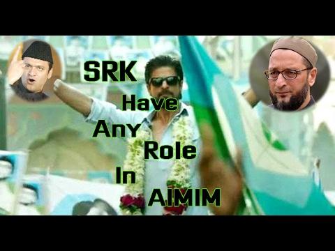 Shahrukh Khan  have Any Role In Aimim || Hyderabadi Stars