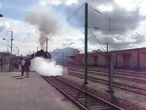 bruitage train vapeur