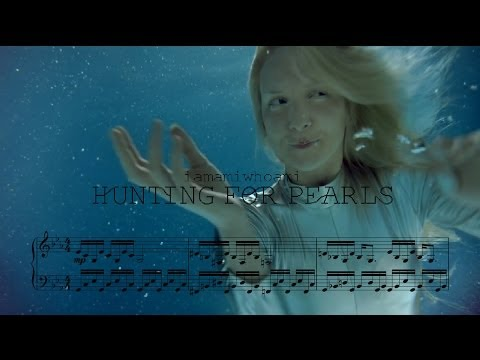 Hunting for pearls - iamamiwhoami (piano arrangement)