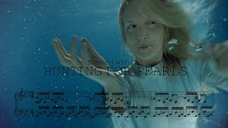 hunting for pearls - iamamiwhoami (piano arrangement)