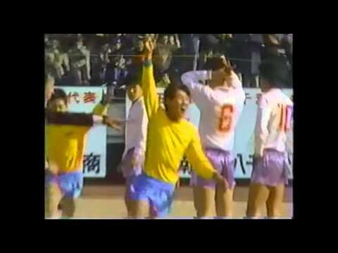 1984年度高校サッカー選手権決勝 ハーフタイムショー 振り向くな君は美しい