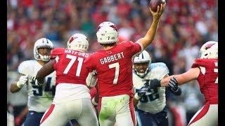 Tennessee Titans Back Up QB Search: Blaine Gabbert