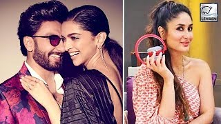 Ranveer Singh Asks Kareena For Advice On How To Be A Top Husband To Deepika