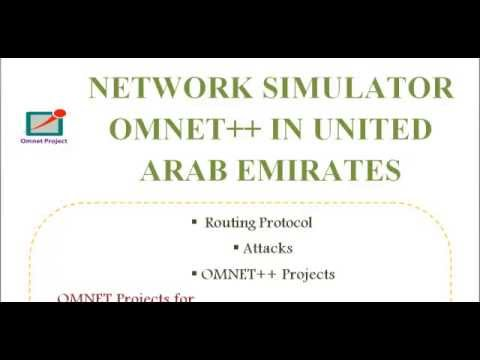NETWORK SIMULATOR OMNET++ IN UNITED ARAB EMIRATES