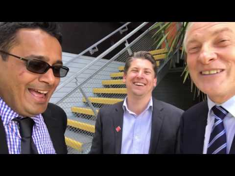 Interview with Phil Goff and Michael Wood