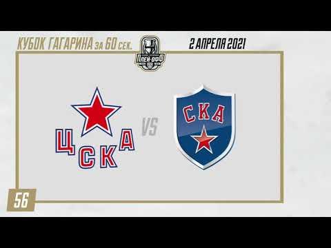 Кубок Гагарина за 60 секунд — 02 апреля 2021