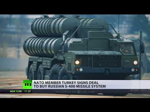 Turkey signs deal to buy Russian S-400 missile system