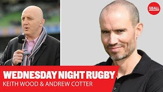 Andrew Cotter | Changes in rugby, silence in commentary and interviewing his dogs