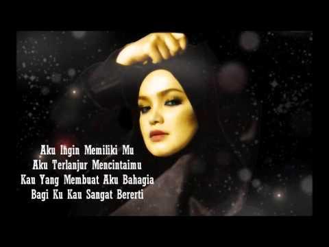 Siti Nurhaliza - Kau Sangat Bererti (Lyrics & Official Music)