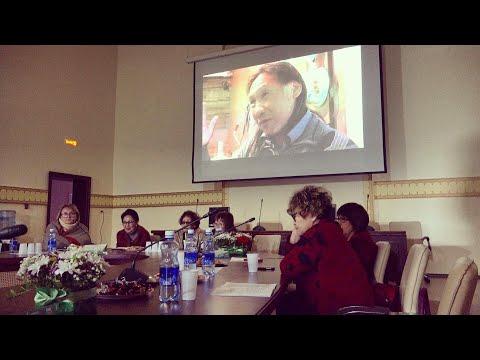 ШАМАН.DOC 10 серия. Ученые-антропологи о шамане Александре Габышеве