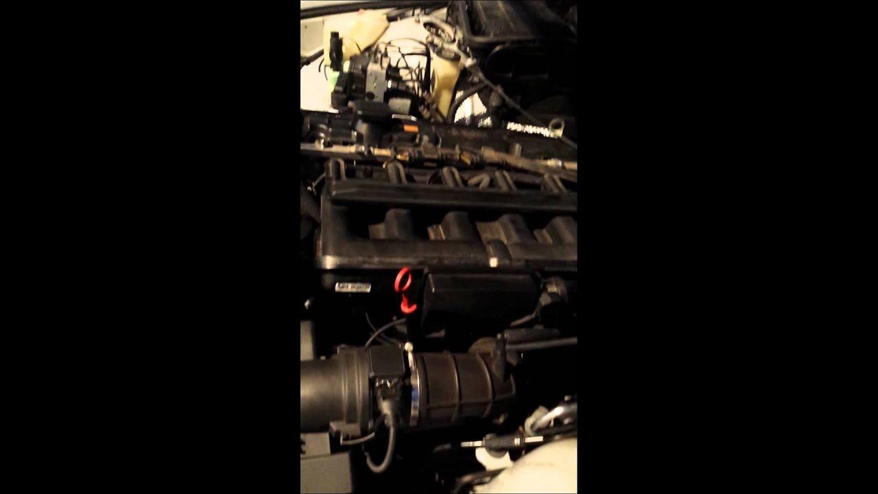 BMW E 39 CCV Valve Catastrophic Failure | FunnyDog TV