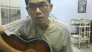 Lặng thầm 1 tình yêu acoustic guitar