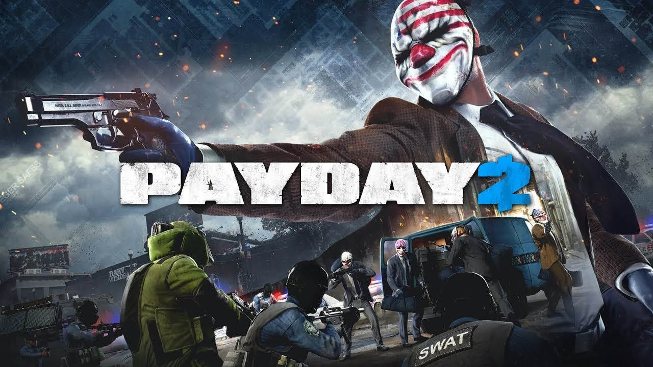 Payday 2 - Review - YouTube
