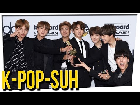 WEEKEND SCRAMBLE - BTS (K-Pop) Won Billboard Music Award! ft. DavidSoComedy