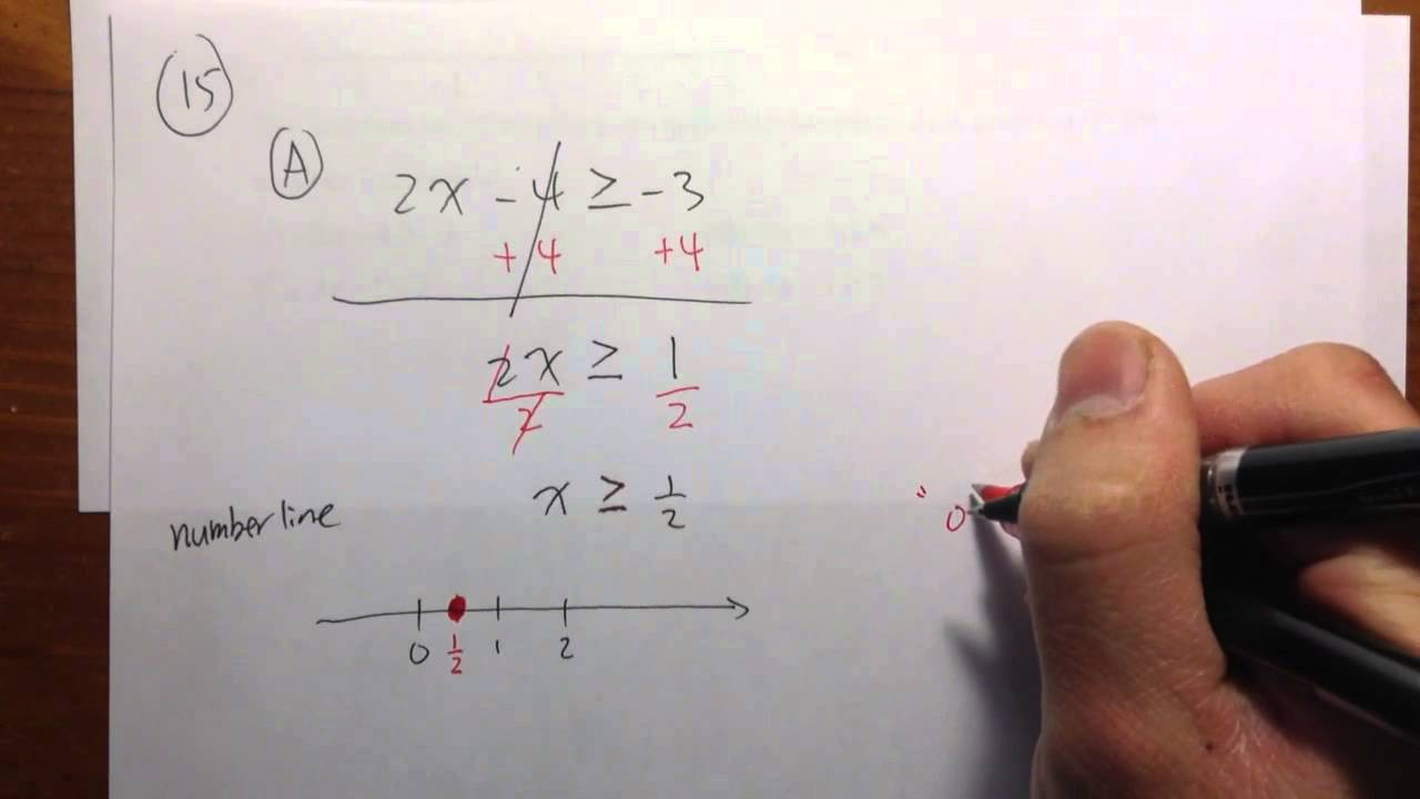 accuplacer q elementary algebra official practice problems elementary algebra official practice problems