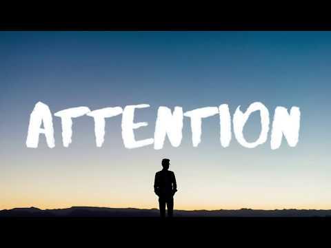 Charlie Puth - Attention   Lyric  Lash Remix