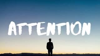 Charlie Puth - Attention (Lyrics / Lyric Video) (Lash Remix)