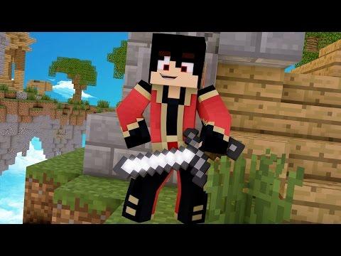 Minecraft: SkyWars - JOGUEI MUITO!
