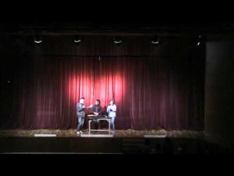 Bondan P Sakti, From @GIGITARAN. Perform @Staging of Barak Teater.