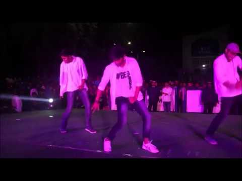 Mj dance for Nagini Music and mass ending