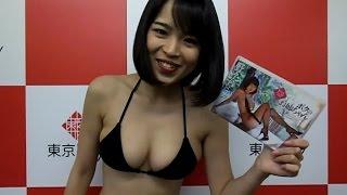 野々宮ミカ動画コメント 撮影・マンボウ北川.