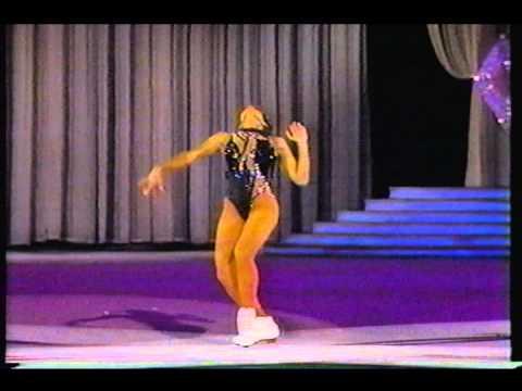 "Debi Thomas 1988 Ice Capades ""A Chorus Line"""