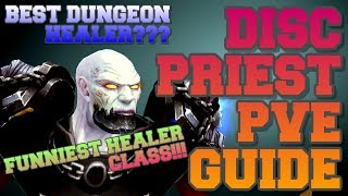 Discipline priest PvE Guide 8.0.1   Talents & Rotation   World of Warcraft Battle for Azeroth