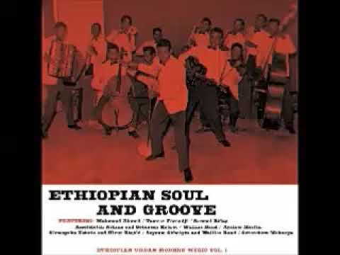 Various – Ethiopian Soul And Groove - 60s 70s Urban Modern Music Vol.1 Funk Jazz Album Compilation