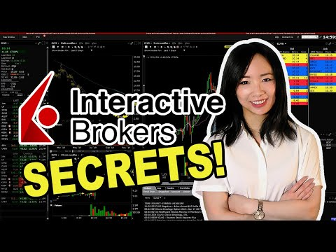 Interactive Brokers Platform Tutorial For Day Trading 2020 (Level II, Hotkeys, Indicators Etc)