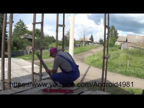 видео: Второй этаж МОНОЛИТНЫЙ ОПИЛКОБЕТОН подготовка к заливке
