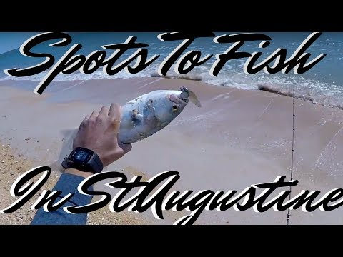 Fishing St. Augustine (9000 View Challenge)